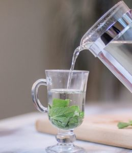 peppermint tea recipe