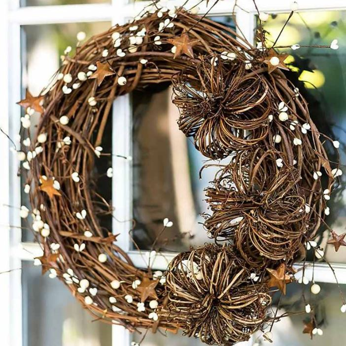natural wreaths