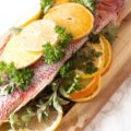 CITRUS GRILLED FISH